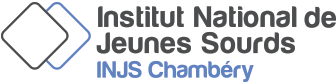 INJS – Institut National de Jeunes Sourds Logo