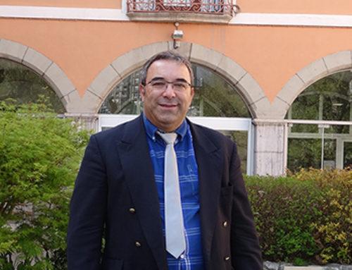Un nouveau directeur à l'INJS de Chambéry
