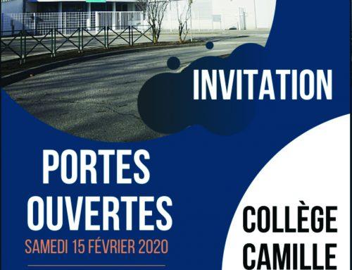 Matinée portes ouvertes au collège Camille Claudel (74)