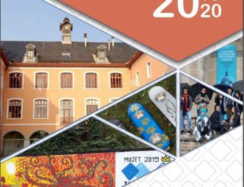 L'INJS vient d'éditer son nouveau rapport d'activité 2019-2020